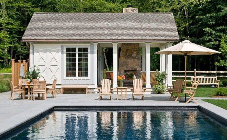 Your Guide Pool House Ideas Tips Perfection