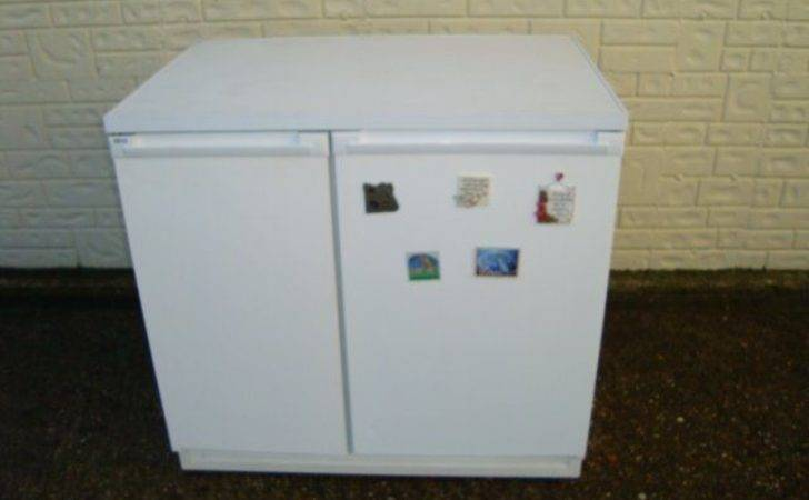 Zanussi Stand Alone Under Counter Side Fridge