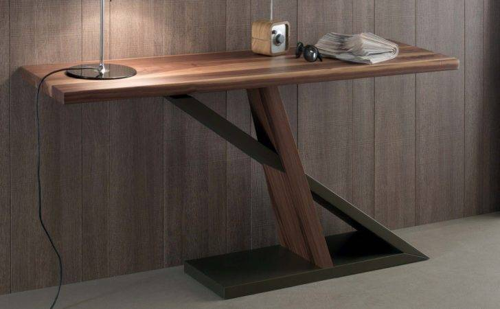 Zee Contemporary Console Table Furniture